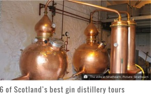 Scottish Gin Trail